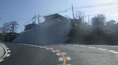 中央79号線道路改築工事