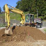 姿の池耐震工事施工状況