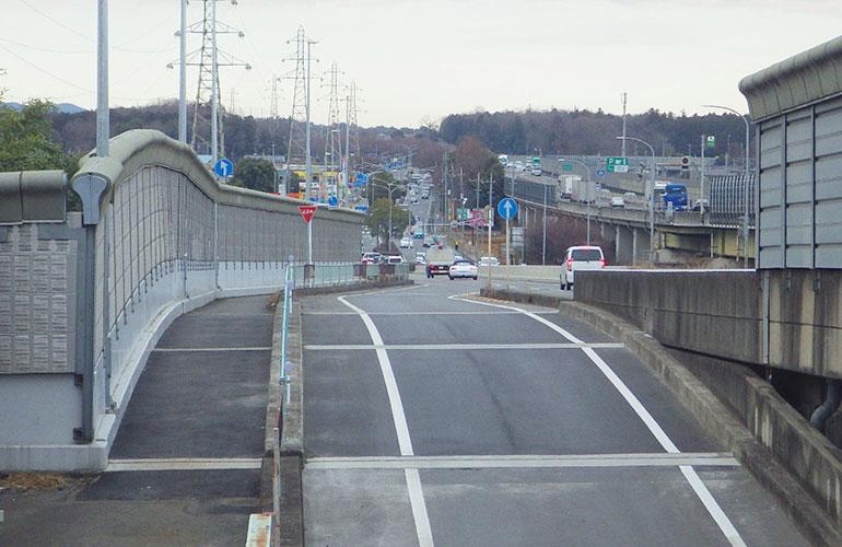 橋りょう修繕完成