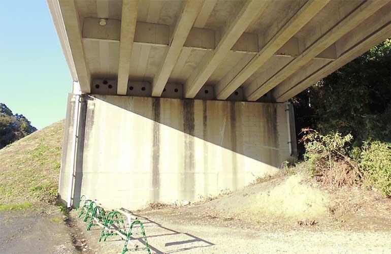 橋りょう修繕工事着手前